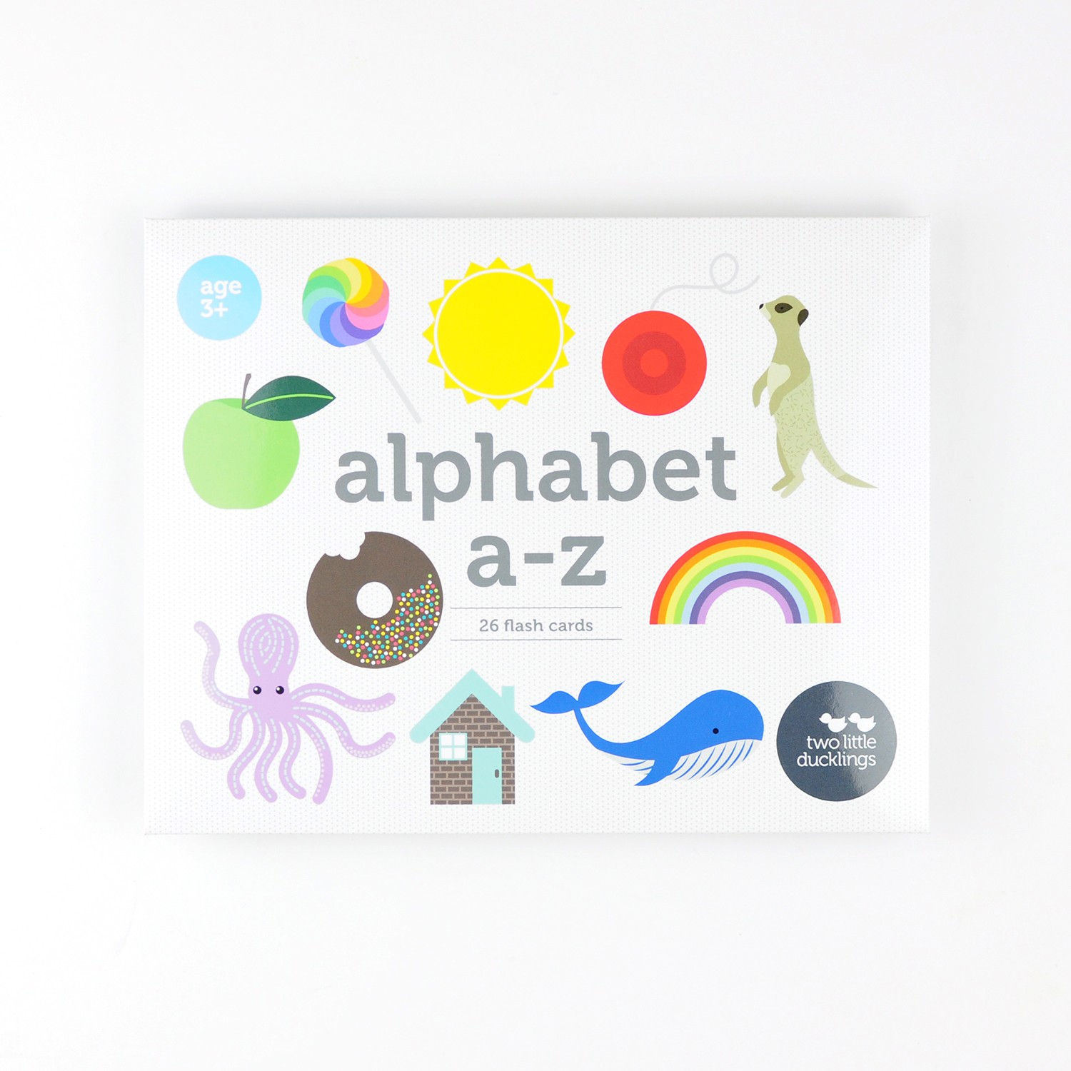 2LD Alphabet Flash Cards
