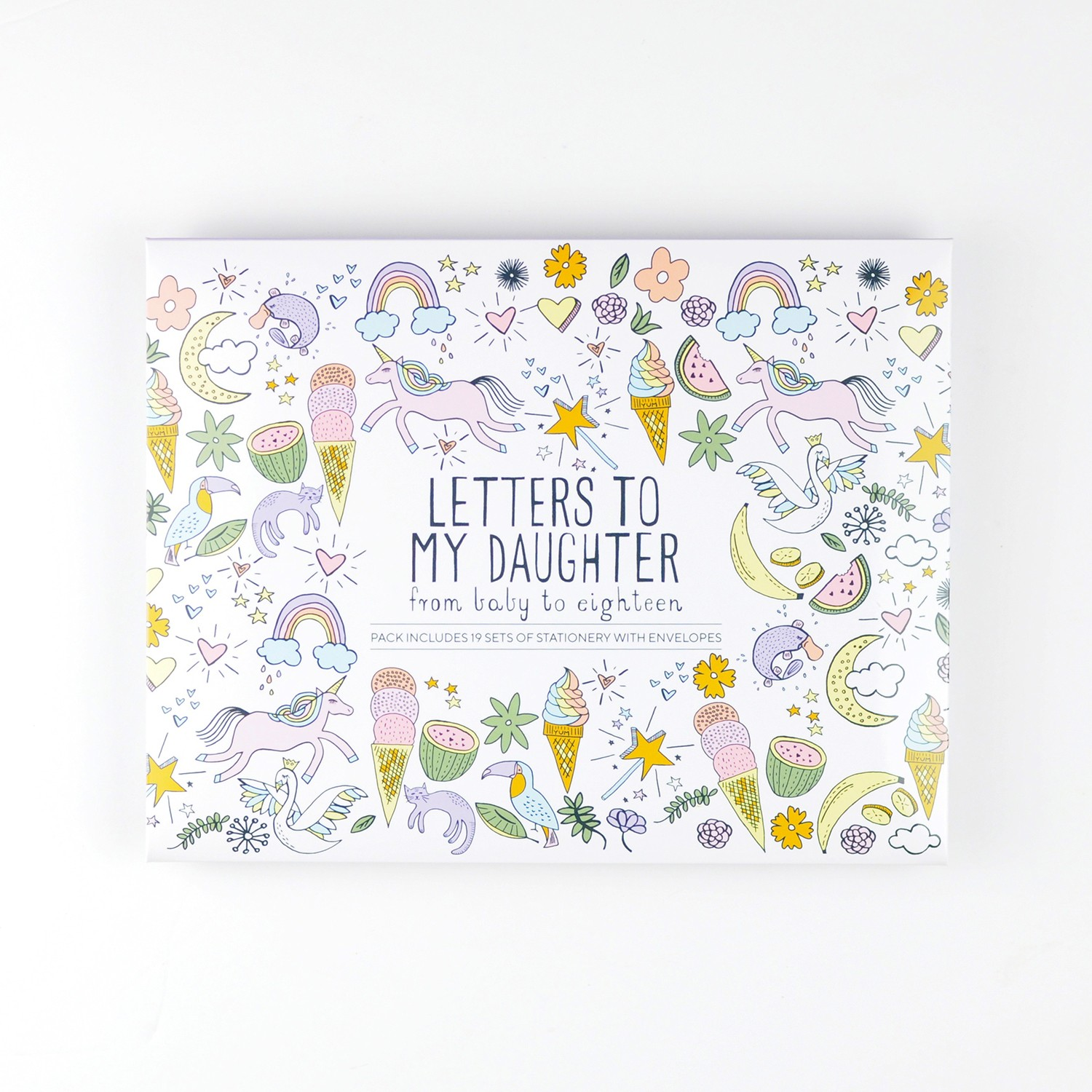 2LD Letters to My Daughter
