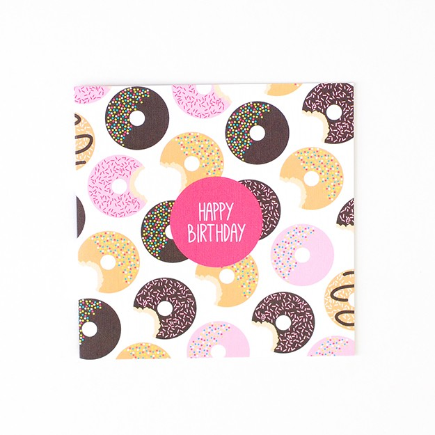 Birthday Doughnuts DSC_0013