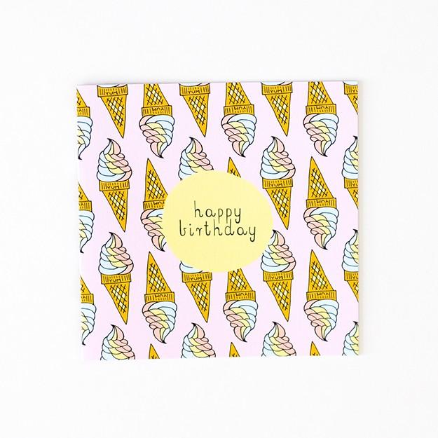 Birthday Ice Creams Yum DSC_0021