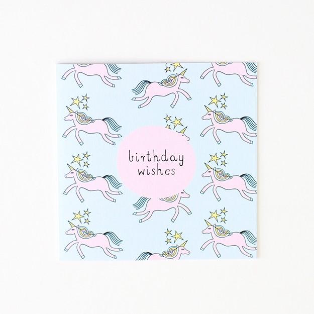 Birthday Unicorn Wishes DSC_0017
