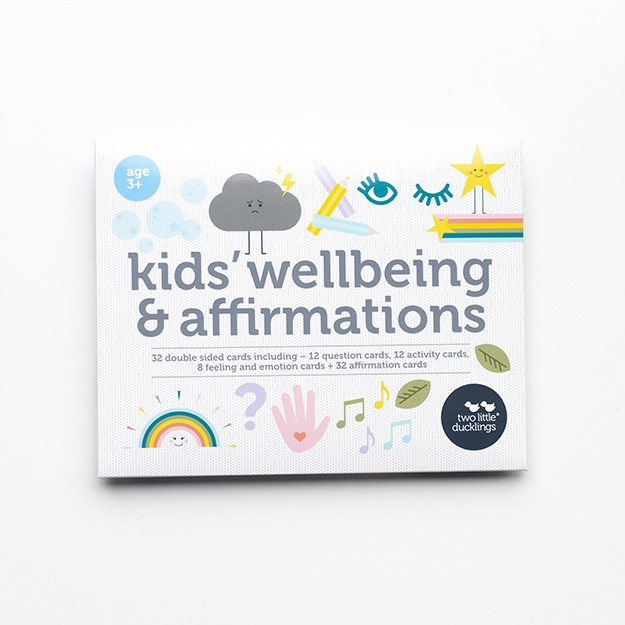 2LD Kids' Wellbeing and Affirmations (outside)